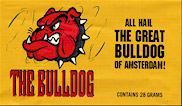 The BullDog of Amsterdam Classic Herbal Smoke.